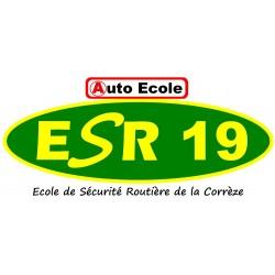 Auto école ESR 19
