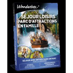 SEJOUR LOISIRS ET PARC D'ATTRACTIONS EN FAMILLE