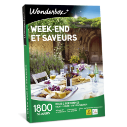 WEEK-END & SAVEURS