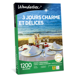 3 JOURS CHARME & DELICES