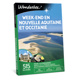 WEEK END EN NOUVELLE AQUITAINE ET OCCITANIE