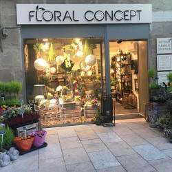 Floral concept brive correze